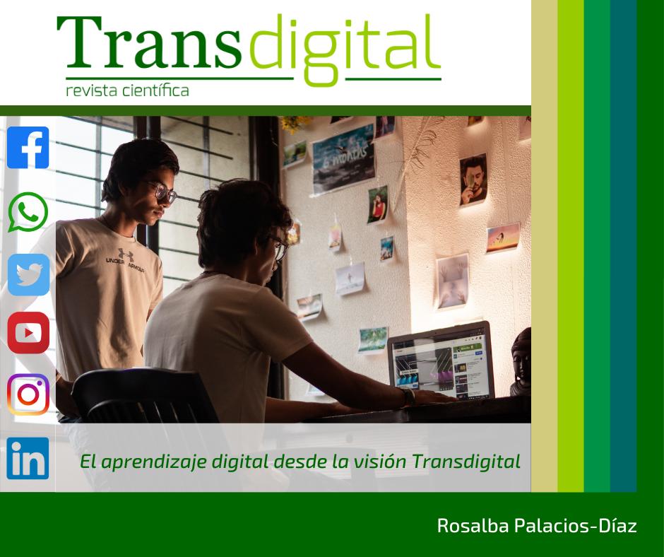 aprendizaje digital desde la visión Transdigital-img