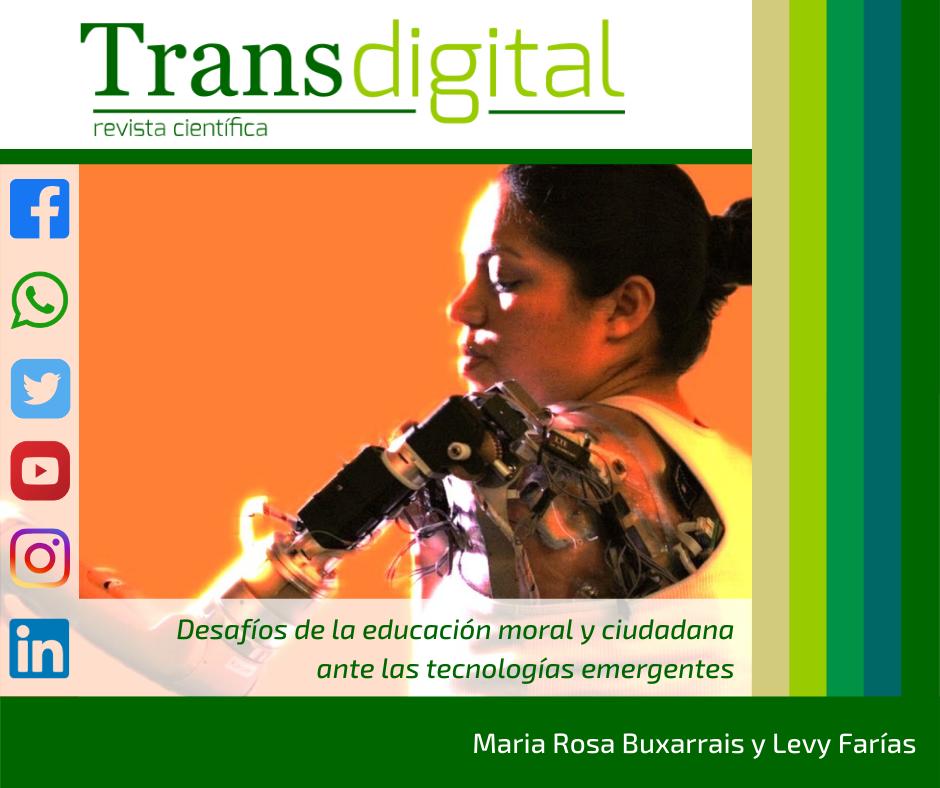 Desafíos de la educación moral y ciudadana ante las tecnologías emergentes-img
