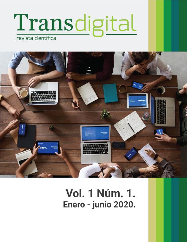 Ver Vol. 1 Núm. 1 (2020): Enero - junio